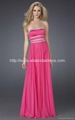 Wholesale New Sweetheart Beading Floor Length Graduation Dresses