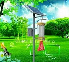 馳田太陽能殺虫燈