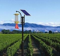 太陽能殺虫燈