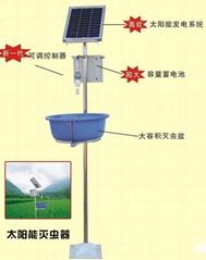 太陽能誘虫燈