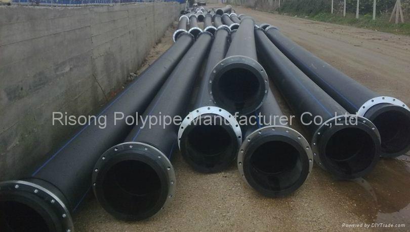HDPE dredge pipe 1