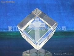 漳州水晶內雕