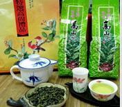 阿里山四季春茶