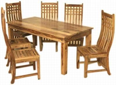 Awesome Sheesham Wood Dining Table 1 ...