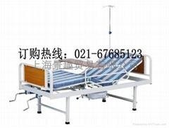 (C02) 双摇带便器 医用护理床