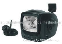"5.5"" B/W baby guard monitor"
