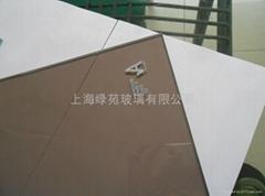 4-19mm temperd glass with Autralian Certification