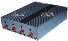 SK-05E Telecontrol Cell Phone Jammer ( 3G, CDMA, GSM, DCS bandwidth, etc)