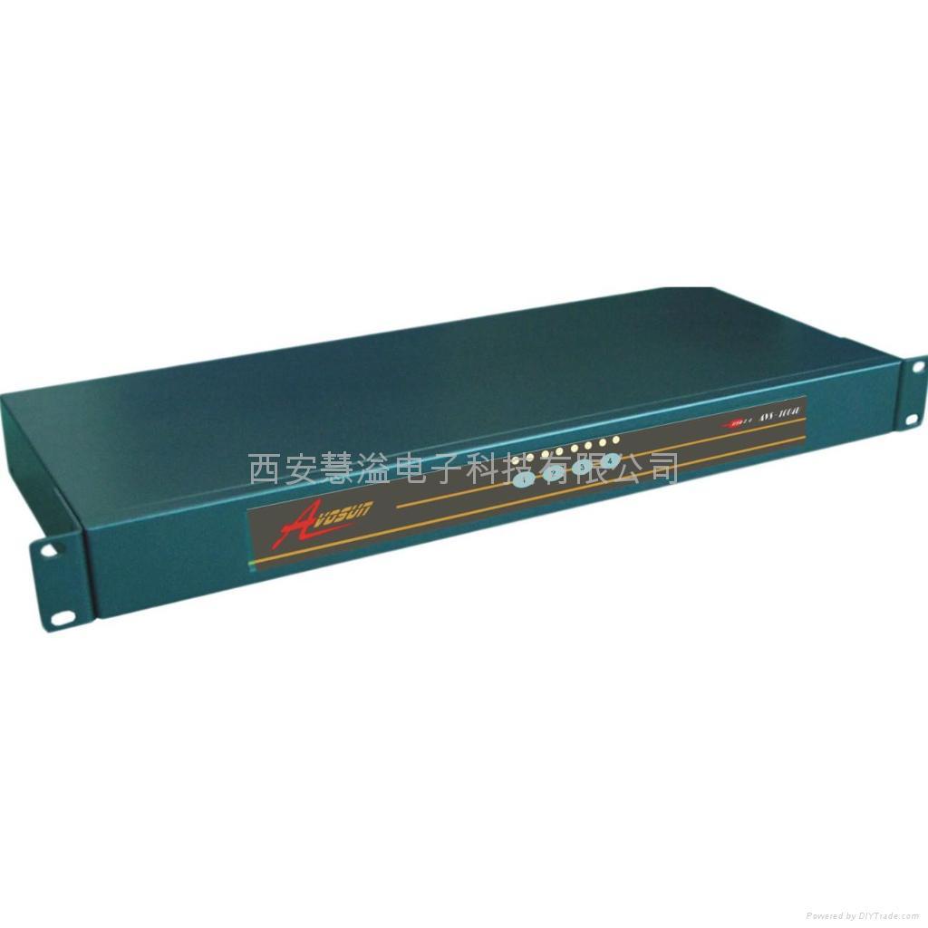 4/8/16口USB機架式電腦切換器 1