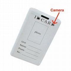 Spy ID Card Mini DVR