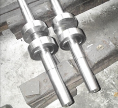 Forging Crankshaft For cold header