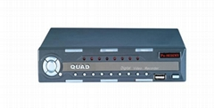 16 Channel real time color quad processor