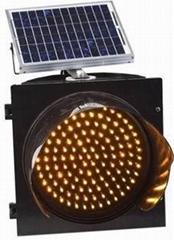 Solar traffic light,solar signal light