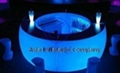 inflatable nightbar table with LED for bar/party/event/holiday night decoration