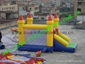 Inflatable Bounce and Slide