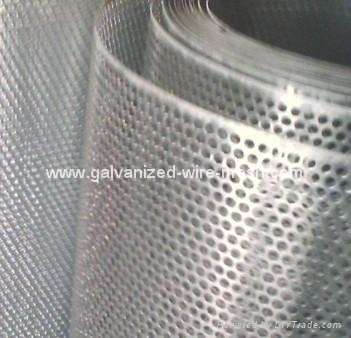 Perforated Metal 4