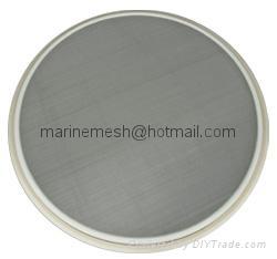Filter discs 3