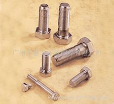 現貨供應不鏽鋼螺栓、螺母、墊圈及非標螺絲定製