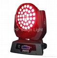 LED moving head wash/ LED Stage lighting (Hot Product - 1*)