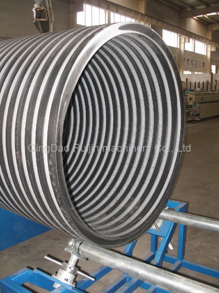 Pe Spiral Winding Pipe Production Line 003 Ruijin