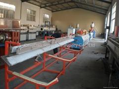 PVC DOOR AND WINDOW PROFILE PRODUCTION LINE