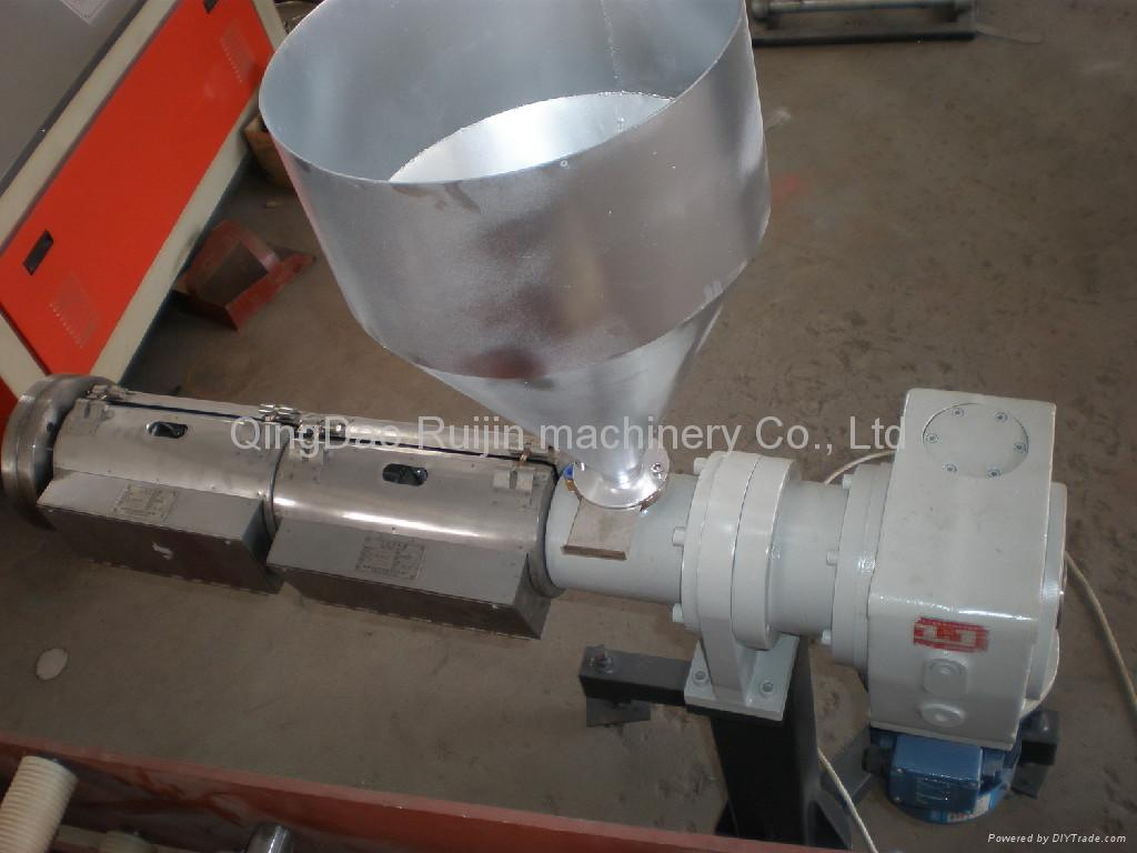 Small Single Screw Extruder 099 Ruijin China