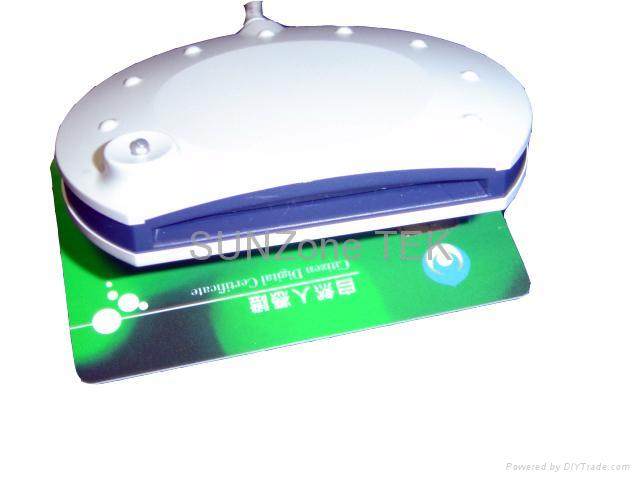 Smart Card Reader. USB Smart Card Reader