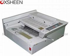 adhesive book binding machine