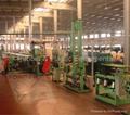rubber extruding vulcanization
