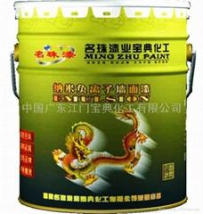 十大名优品牌---名珠 M-8992纳米豪华弹性抗污外墙面漆