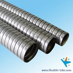 Flexible Tin Plated Steel Tube