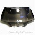 Carbon Fiber Car Hood