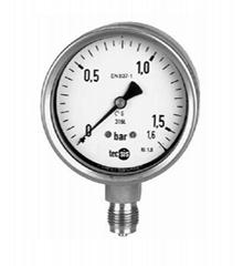 供應德國進口tecsis不鏽鋼壓力表2324