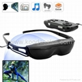 All-in-one Digital Video Glasses 40 Inch Virtual Screen