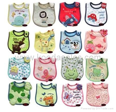 Picture Newborn Baby on Carter 100  Cotton Baby Bibs  Carter S Newborn Toddle   Infant Baby