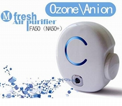 Plug-In Enamel Ozone air purifier