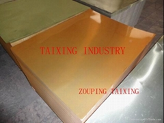 aluminium sheet 8011 for closure