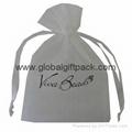 Printed Organza bag 2