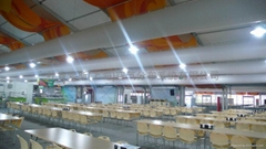 The successful application in main restaurant of Beijing Olympic village