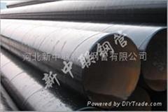 API seamless steel pipes