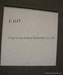 Tegular Mineral Wool Board