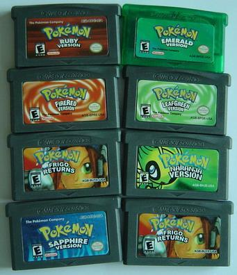 GBA Games Pokemon - hy02 (China Trading Company) - Video Games - Toys