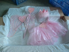 kids costume,fairy dress up,fairy tutu, party costumes,Ballet gifts