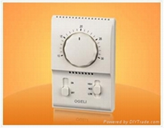 Well-being of Fan Coil Thermostat