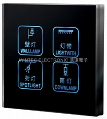 Touch Screen Wall Switch #WTL-SCW