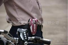 自行車單車載MP3攝像機音響喇叭