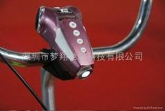 自行車載MP3攝像機