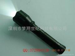 攝錄像LED手電筒巡檢儀