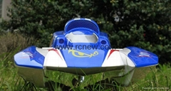 R/C Gasoline Speed Boat