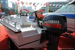 Hi-Speed FRP Yacht
